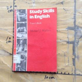 study skills in english :tutorbook