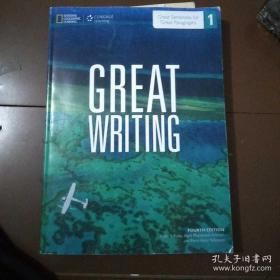GREAT WRITING Great Sentences for Great Paragraphs 1 FOURTH EDITION