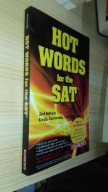 Hot Words for the SAT(英文原版)