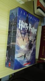 Harry Potter and the Order of the Phoenix - Book 5(英文原版)