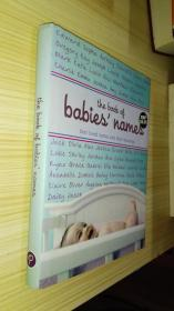 The Book of Babies Names(精装英文原版)