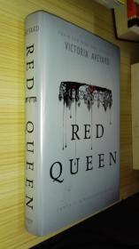 Red Queen(精装英文原版)