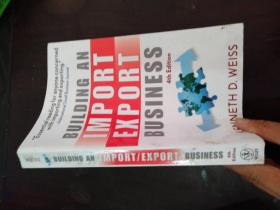 Building an Import / Export Business, 4th Edition[进出口贸易]