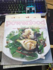the powerfood cookbook