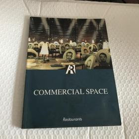 COMMERCIAL SPACE 英文英语原版