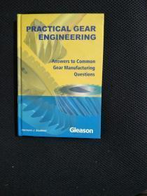 PRACTICAL GEAR ENGINEERING