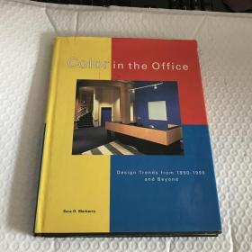 Color in the office 英文英语原版