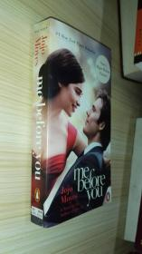 Me Before You  A Novel (Movie Tie-In) 英文原版