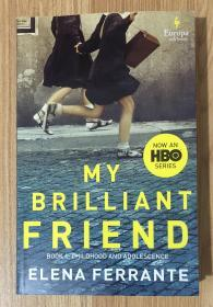 My Brilliant Friend: Book 1: Childhood and Adolescence 我的天才女友 9781609455064
