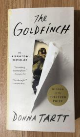The Goldfinch: A Novel 金翅雀 9780316286398
