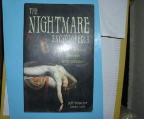 原版英文书 THE NIGHTMARE ENCYCLOPEDIA