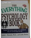 EVERYTHING PSYCHOLOGY BOOK