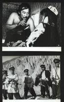 七十--九十年代的电影剧照(黑白照片,规格约15*12厘米)--寻找魔鬼(8张)