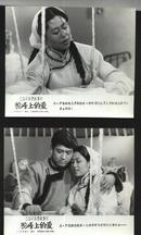 七十--九十年代的电影剧照(黑白照片,规格约15*12厘米)--驼峰上的爱(8张)