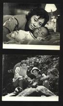 七十--九十年代的电影剧照(黑白照片,规格约15*12厘米)--恶梦醒来是早晨(8张)