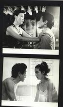 七十--九十年代的电影剧照(黑白照片,规格约13*11厘米)--大惊小怪(8张)