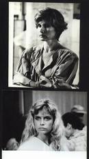 七十--九十年代的电影剧照(黑白照片,规格约15*12厘米)--地狱猎手(8张)