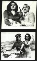 七十--九十年代的电影剧照(黑白照片,规格约15*12厘米)--义警神威8张