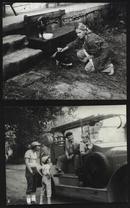 七十--九十年代的电影剧照(黑白照片,规格约15*12厘米)--妈妈应该结婚续集(5张)