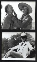 七十--九十年代的电影剧照(黑白照片,规格约15*12厘米)--海8师敢死队(一套8张)