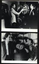 七十--九十年代的电影剧照(黑白照片,规格约15*12厘米)--血连环(一套8张)