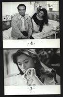 七十--九十年代的电影剧照(黑白照片,规格约15*12厘米)--都市枪手(一套8张)