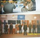 《国外军事见闻》丛书之八-蓝色贝雷帽在海湾(馆藏本)
