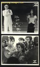 冒险的代价(电影剧照一套8张)(80年代的)