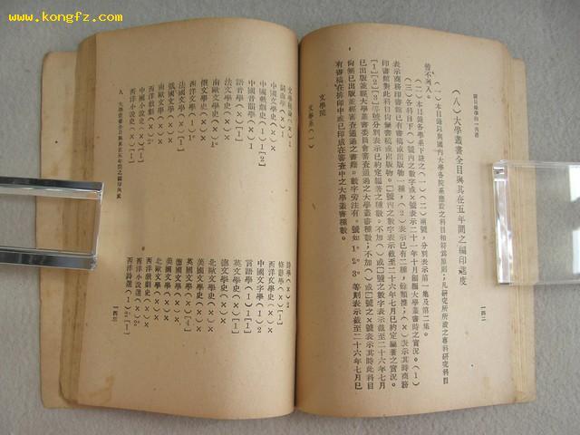 4378《新目录学的一角落》1947年出版 稀少见