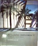 英文原版BUILDING DIPLOMACY 精装铜版纸彩印