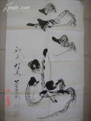 中国书法家协会名誉副主席(国际)孟庆魁指书书法(包真)