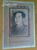 毛主席像中央人民政府南方老根据地访问团赠