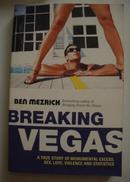 英文正版小说 Breaking Vegas by Ben Mezerich 著《破坏维加斯》