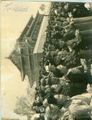 新华社展览图片[50年代]各界人士欢度节日 宽 25cm长16cm