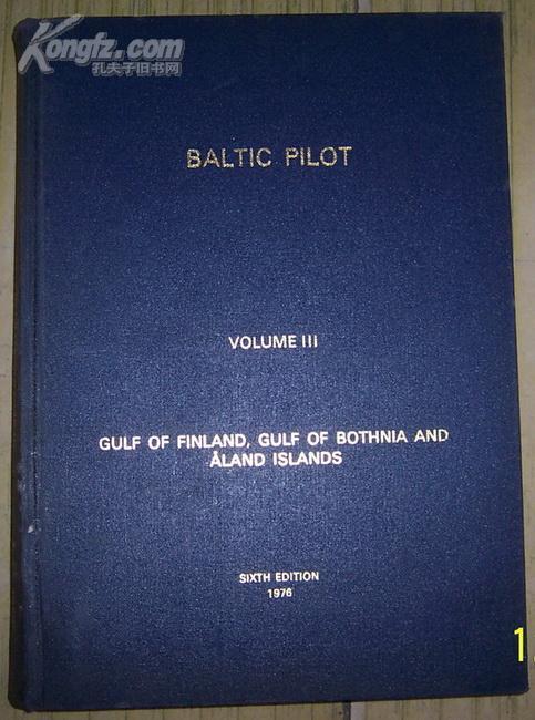 1976年精装外文书籍