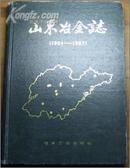 山东冶金志(1904-1987)