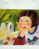 今日中国艺术家--章剑ZHANGJIAN历史的现实HISTORICALREALITY<8开油画,有书盒十品><055>