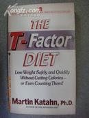 英文原版:THE T-Factor DIET