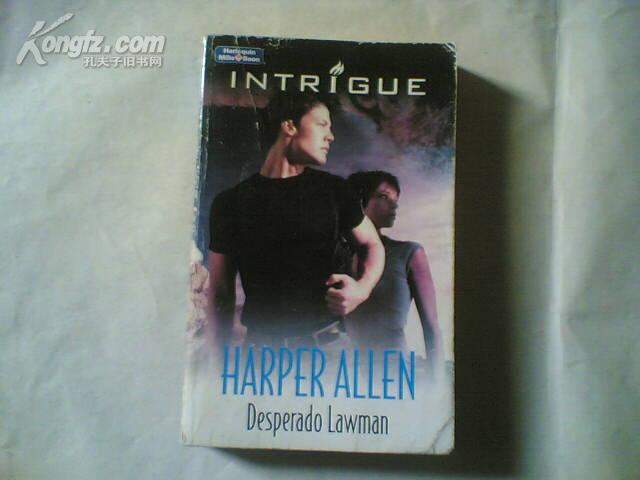 Desperado Lawman by Harper Allen