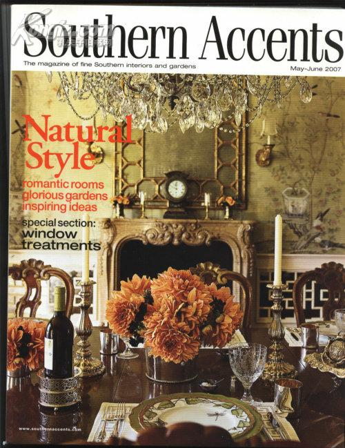 Southern Accents May- June  2007