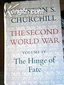 二战回忆录(精装全6册,英文原版,1版1印,获诺贝尔文学奖)