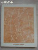 1968年1版《毕加索在芝加哥》——181幅(毕加索绘画,素描和版画)作品图片 芝加哥艺术学院图录 配介绍