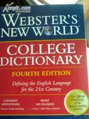 进口原装 WEBSTER'S NEW WORLDCOLLEGE DICTIONARY  the 4th  edtition
