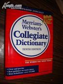 进口原装 Webster\s Collegiate Dictionary 韦氏大学词典 [第10版]