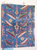 2010年《伦敦 佳士得:地毯织品》专场拍卖.共176页
