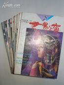 世界之窗12册(1996年1-12)
