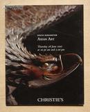 佳士德南肯辛顿拍卖行2007年6月拍--ASIAN ART 拍卖图录