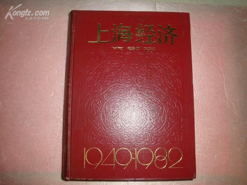 上海经济1949-1982