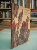 纽约苏富比1989年(中国古代 近现代书画拍卖图录)