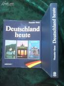 外文原版   英、法、德三语对照         今日德国画册  Deutschland Heute by theodor geus    精装